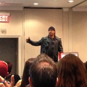 "Trent Shelton, ""Nothing Short of Greatness"" tour"